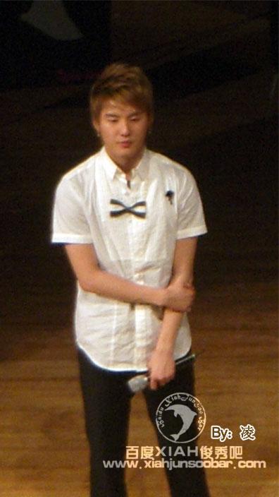 080417 4862 Scandal Fanmeeting Ingruchang - 6 [Xiahjunsoobar]