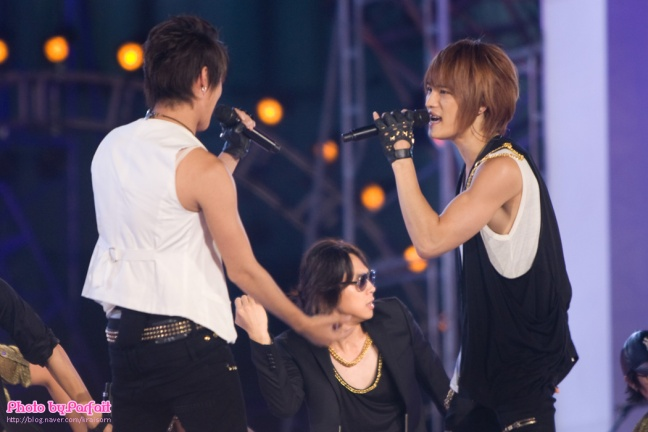 080717 KBS Concert - 1 [Parfait]