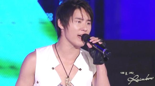 080717 KBS Concert - 2 [Rainbow]