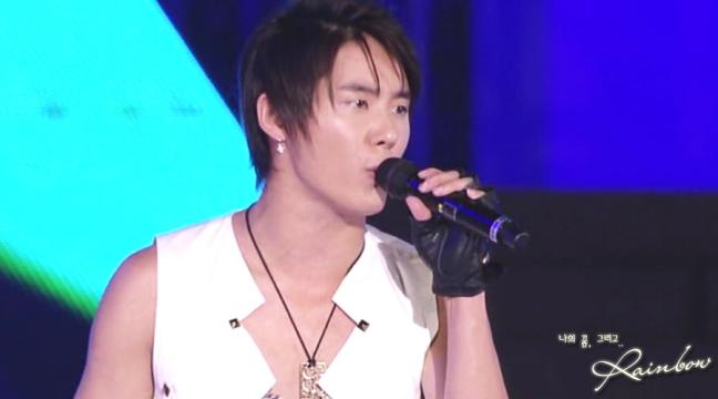 080717 KBS Concert - 3 [Rainbow]
